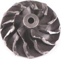 Рис. 1  Компрессорное колесо, ударяющееся о корпус